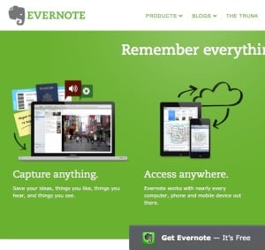 Evernote pic