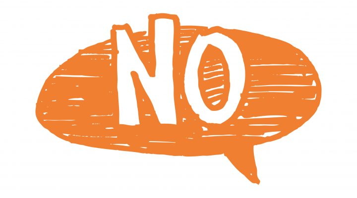 Do You Know When To Say No?