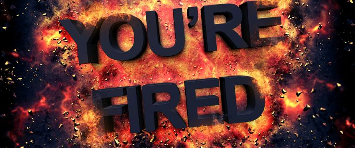 What To Do When A Client Fires You