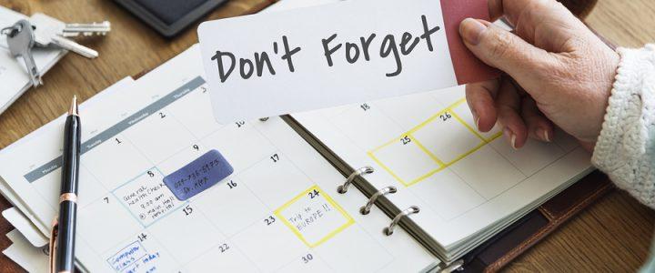 How I Forgot My 10 Year Blogging Anniversary