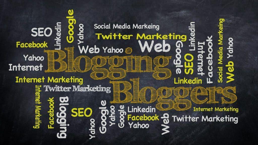 online marketing montage
