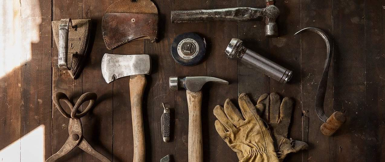 Do it yourself tools for a website